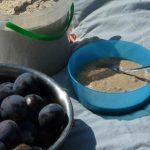 Zdravá a jednoduchá raw instantní kaše s třešněmi