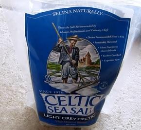 Keltská sůl může být prospěšná pro vaše zdraví.