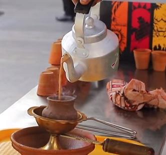 """Čaj z himálajských bylin """"Bhrangrádž"""""""