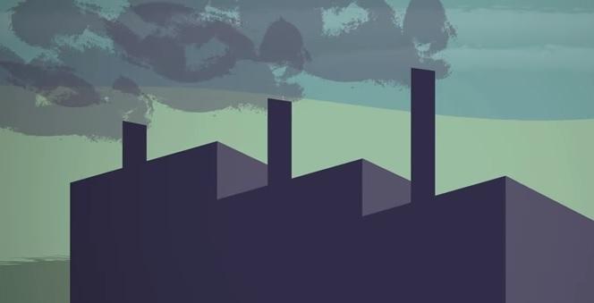 Dítě by nemělo žít ve znečištěném ovzduší.
