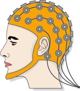 Elektrody v čepici