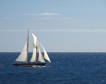 Mořský vzduch má na vaše zdraví jednoznačně pozitivní vliv.