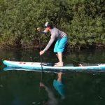 Paddle boarding a jeho přínosy pro zdraví – na co je fakt super?