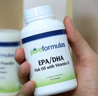 EPA má také pozitivní vliv na mentální vývoj u dětí.