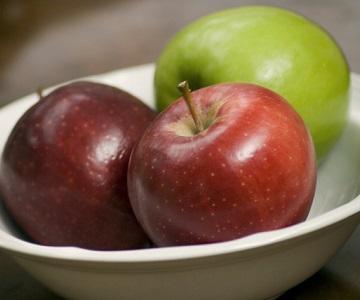 Jablečná dieta - jak funguje a vzorový jídelníček