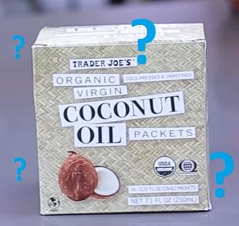Zkuste si náš kvíz s otázkami okolo kokosového oleje