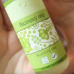 Použití ricinového oleje v domácí kosmetice