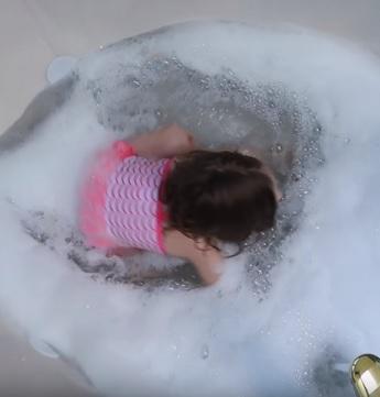 Zkuste si udělat domácí bublinkovou koupel.