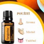 Mandarinkový olej – na co je dobrý a jaké má účinky?
