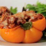 Sardelemi plněné papriky – tak trochu jiné papriky