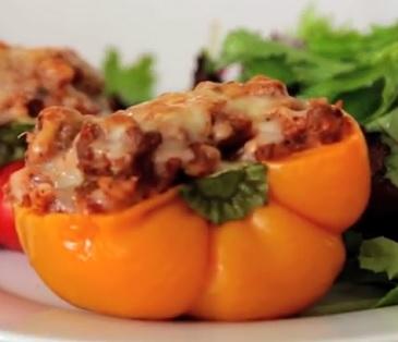 Sardelemi plněné papriky