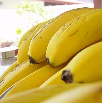 Banány v případě průjmu a zácpy - jak to je?