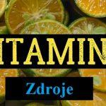 Zdroje vitamínu C – který je nejlepší?