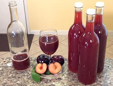 Švestkové víno poslouží vašemu zdraví, ale musíte ho pít málo a pravidelně.