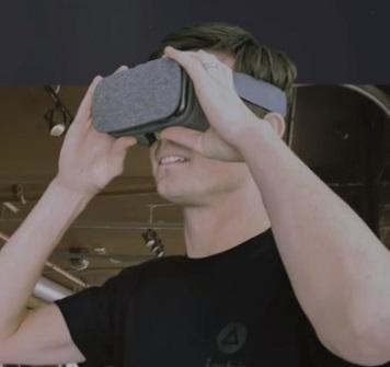Při expoziční terapii se dá použít dokonce i virtuální realita.