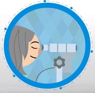 Kolposkop je specializovaný gynekologický přístroj, sloužící k vyšetření děložního čípku.