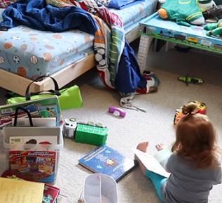 Jak přesvědčit děti, aby si po sobě uklízely?