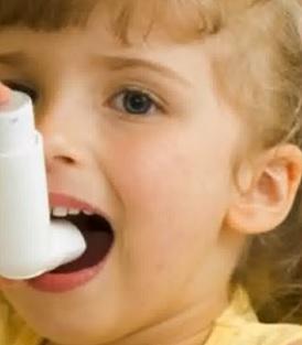Dítě má astma: Rady, jak to poznáte!