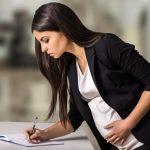 Těhotná v práci – časté otázky a odpovědi