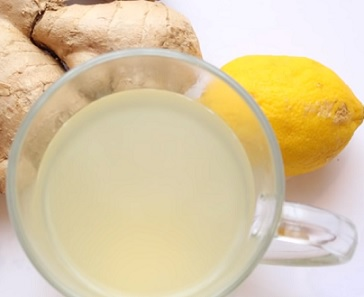 Citron a zázvor jsou při chřipce také skvělými pomocníky.