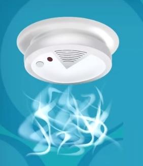 Do domácnosti je ideální detektor oxidu uhelnatého.