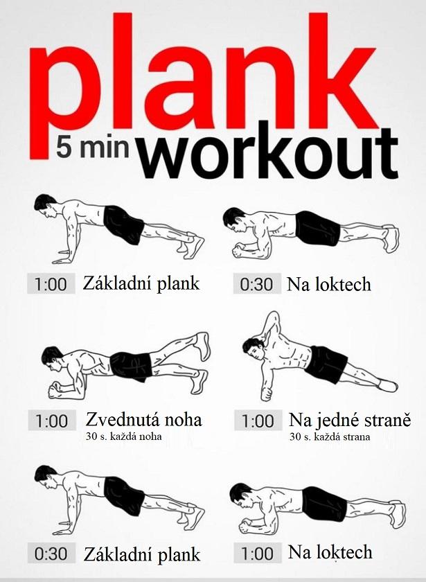 Zkuste tuto plank sadu