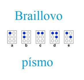 Braillovo písmo - co je to + 8 zajímavostí o tomto písmu