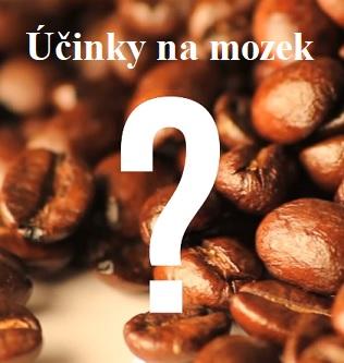 Vliv a účinky kofeinu (nejen) na náš mozek - jak na nás voňavá káva působí?