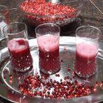 Šťáva z granátového jablka a její účinky pro zdraví