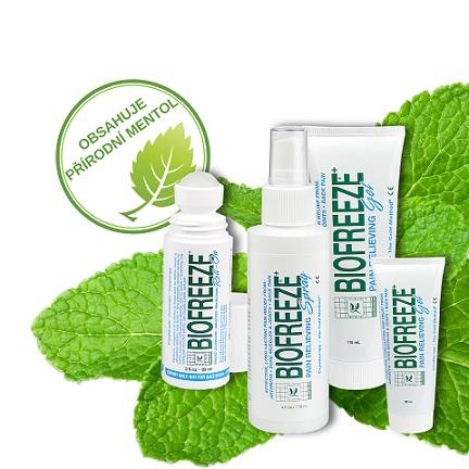 Produkty Biofreeze