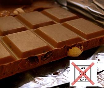 Jak moc je nebezpečné kadmium v čokoládě?