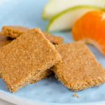 Jednoduché zdravé skořicové sušenky
