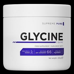 Glycin můžete brát jako doplněk stravy, nebo ho přijmout v jídle, třeba v mase.
