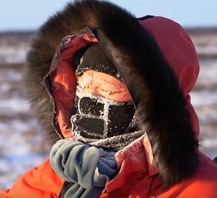 Extrémní zima může být pro naše zdraví nebezpečná.