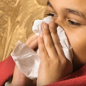 Jak pomoci s uvolněním nosu batoleti?