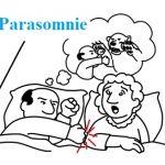 Parasomnie – co je to – příznaky, příčiny a léčba