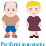 Periferní neuropatie – narušená funkce nervů v pažích a nohou – příznaky, příčiny a léčba