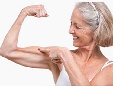 Cvičení je nejúčinnějším způsobem prevence a zvrácení sarkopenie.