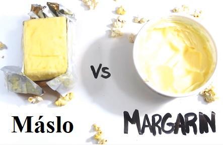 Ať už si vyberete na jídlo máslo nebo margarín, konzumujte tyto produkty s mírou.