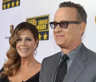 Herci Tom Hanks a Rita Wilson oznámili, že byli pozitivně testováni na COVID-19