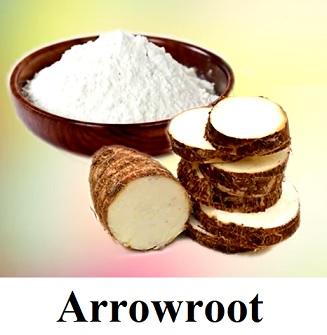 Arrowroot (Maranta třtinovitá) - co je to a jaké má účinky?