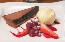 Hříšně dobrý čokoládovo-fíkový koláč