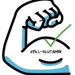 Glutamin a jeho účinky na zdraví