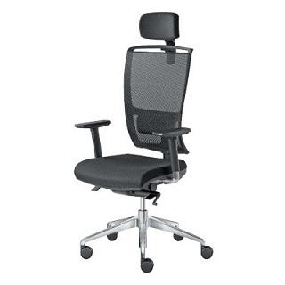 Rizika nesprávného sezení na kancelářské židli