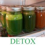 Přirozená detoxikace – hodně pít, vyhýbat se syrovým jídlům při únavě a večer a hlavně – pořádně žvýkat!