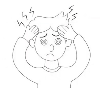 Pokud dítě utrpí otřes mozku, ztratí vědomí, možná jen na několik vteřin. Bude zmatené a nebude schopné říci, kdo je a kde se nachází - ihned jděte k lékaři.