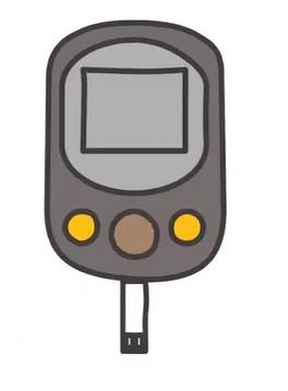 Měření hladiny cukru v krvi se v domácích podmínkách provádí z kapky krve pomocí osobního glukometru. Ke glukometru patří lancety (jehličky pro odběr kapky krve) a proužky do glukometru, na které se nasaje kapka krve, ze které glukometr změří aktuální hladinu cukru v krvi.