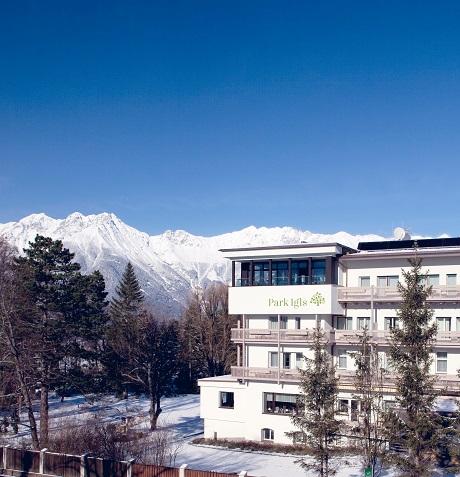 Takto vypadá Park Iglis v Rakousku