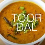 Recept na asijskou čočku – Toor Dal (Tuvar dal)