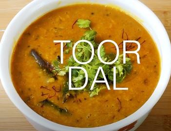 Takto může vypadat Toor Dal